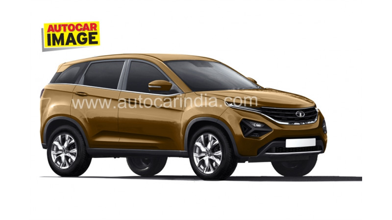 Tata Motors SUV concept leaked ahead of Expo
