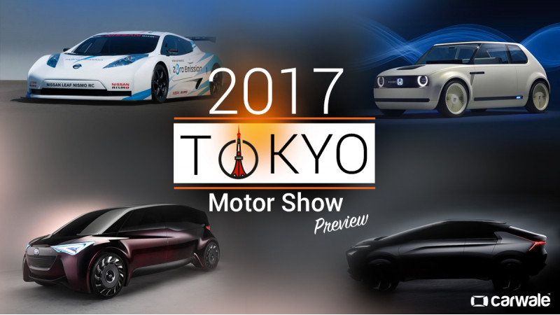 Tokyo Motor Show 2017 What to expect