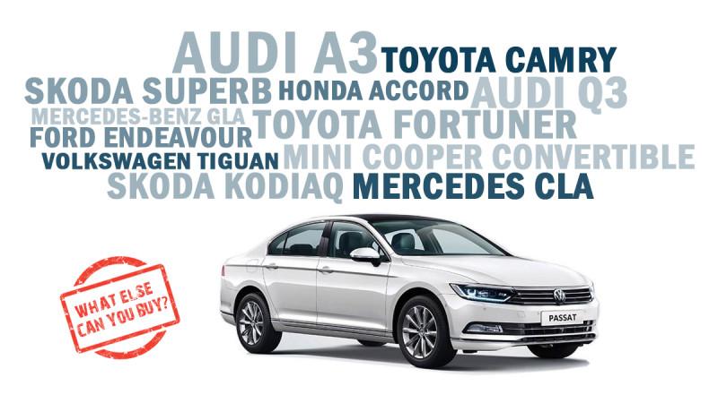 Volkswagen Passat: What else can you buy