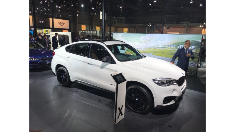 BMW X6 35i M Sport all details explained