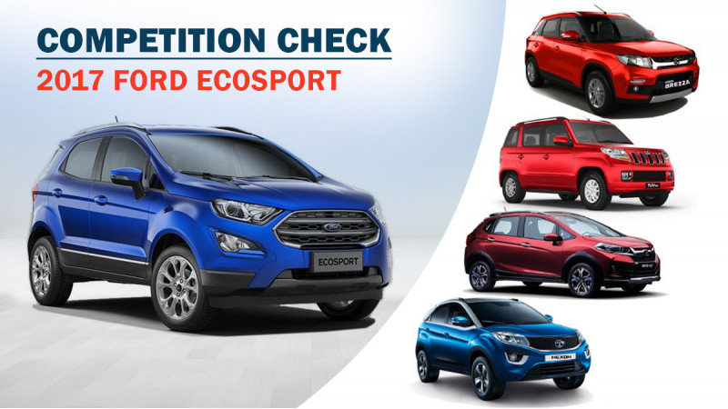 Competition Check Ford EcoSport