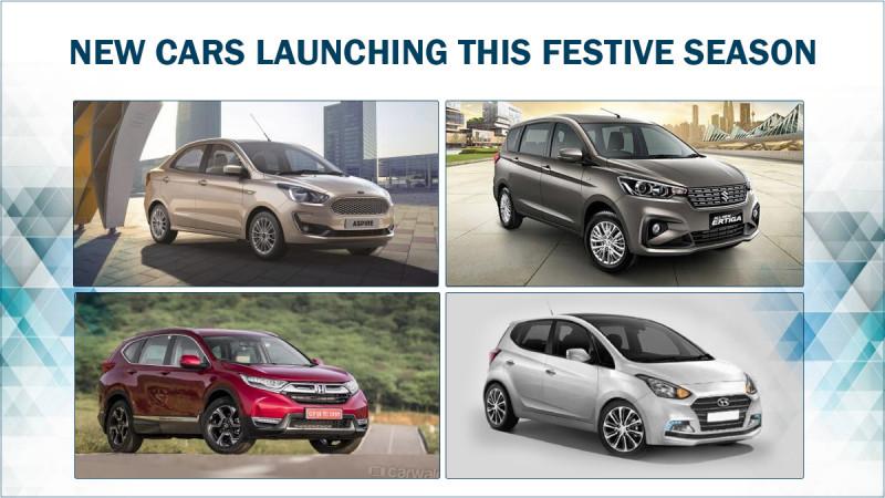 10 new car launches this festive season