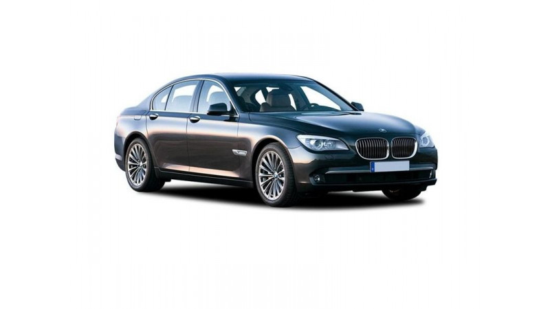 Heavily armored BMW 7-Series valued over Rs. 8 Crore acquired by industrialist Mukesh Ambani