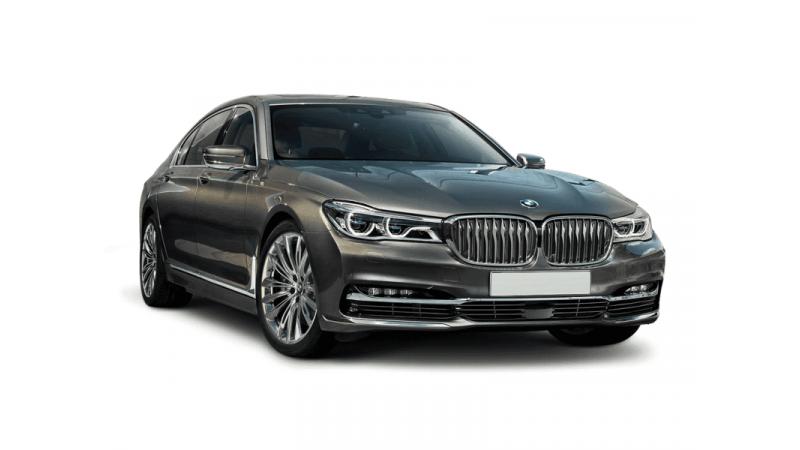BMW working on new high-end luxury range