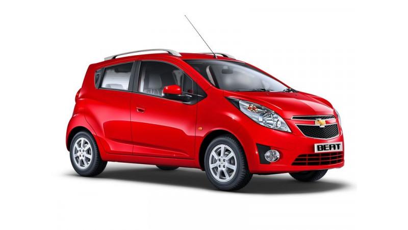 General Motors begins Chevrolet Beat export to Chile