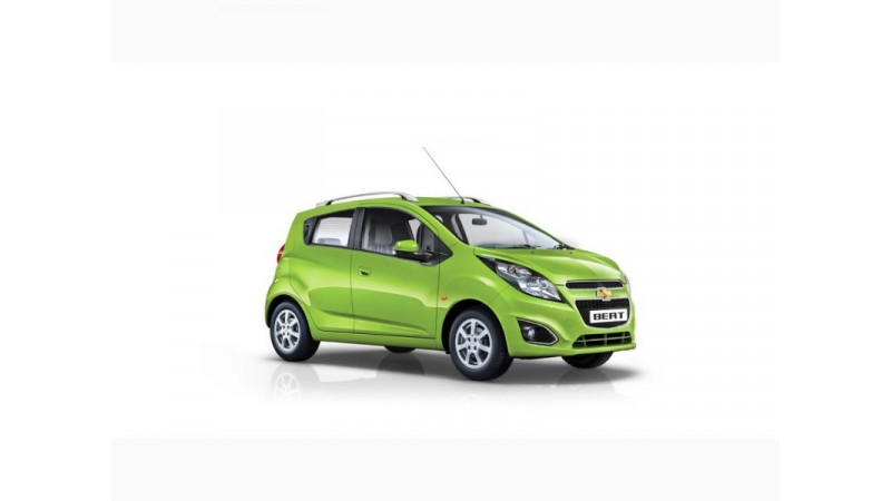 2016 Chevrolet Beat launched for Rs 4.28 lakh