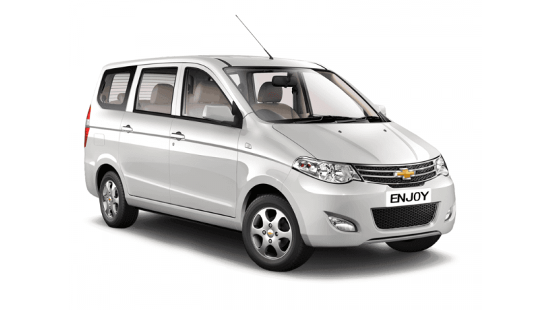 Chevrolet Enjoy discontinued in India