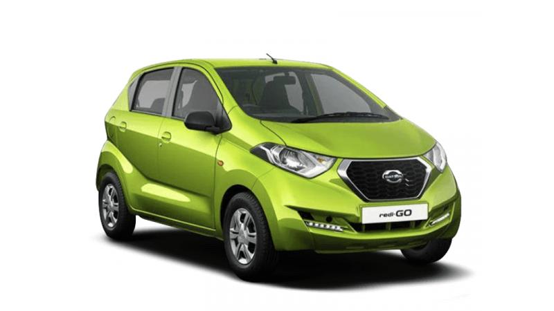 Datsun sells 310 Redigo units on a single day in Kerala