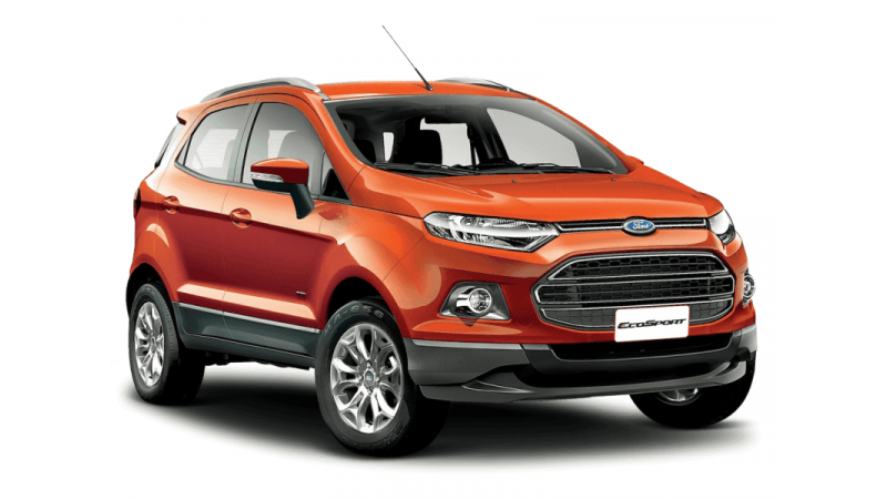 Ford EcoSport claims the top spot as India's most exported car
