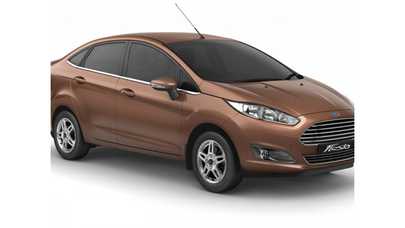 3072 Units of Ford Fiesta recalled in India