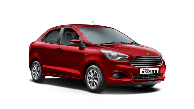 Ford Figo and Aspire prices slashed by up to Rs 90,000