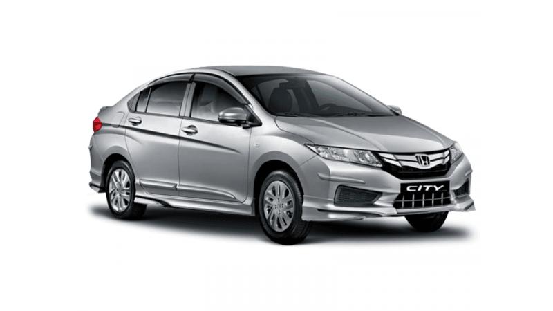 Honda India recalls 3,879 units of City sedan for a software update
