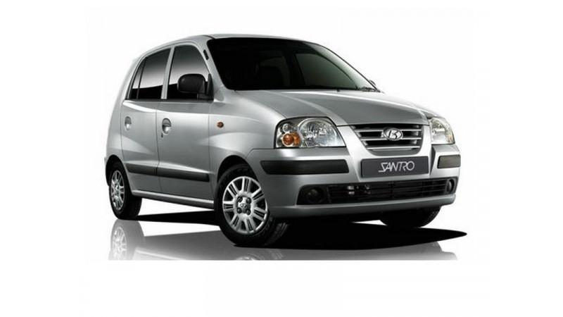 Hyundai Santro might return to replace i10