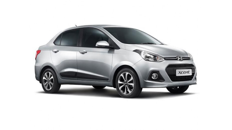 Hyundai Xcent to be offered in base variant for Taxi market