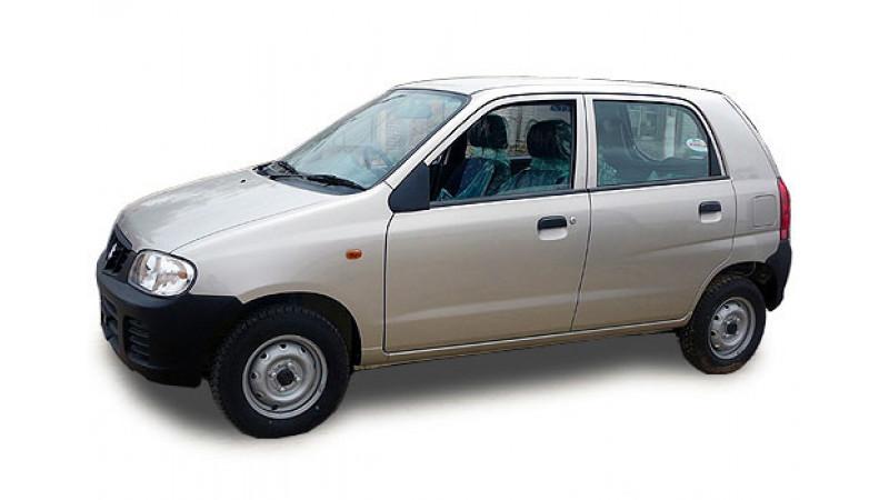 Maruti Suzuki Alto surpasses 800 sales to become best selling model in India
