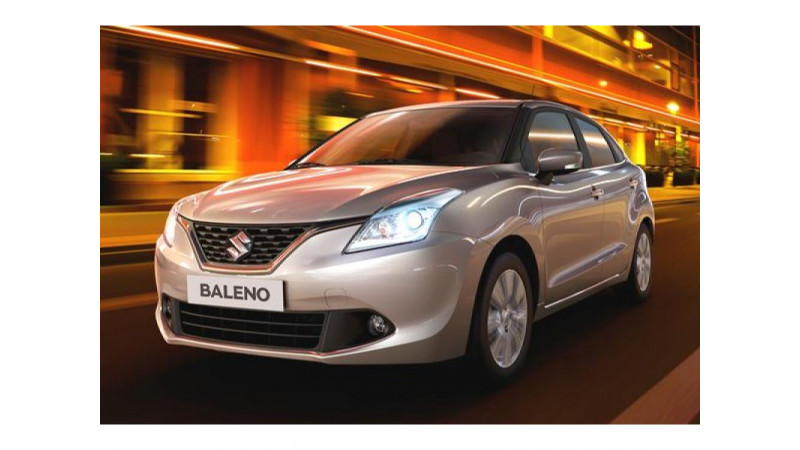 Made-in-India Maruti Baleno to be exported to Japan
