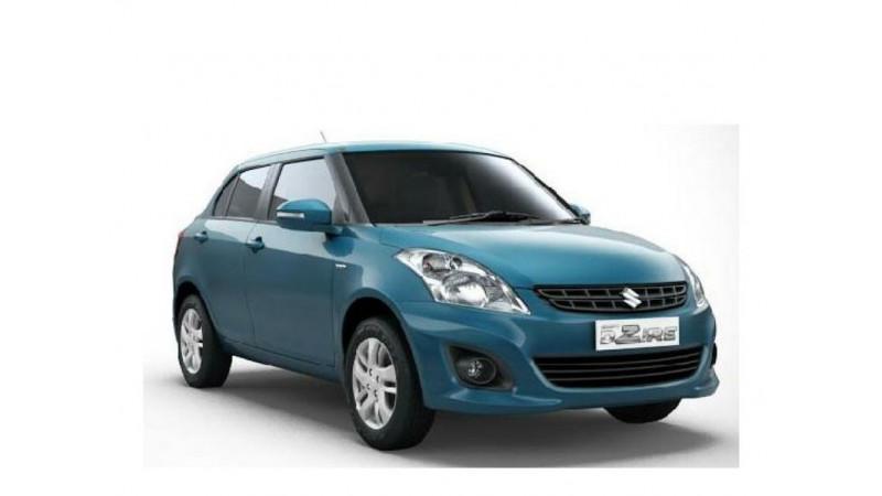 Maruti Suzuki Swift Dzire facelift reaches dealership outlets, launch just weeks away
