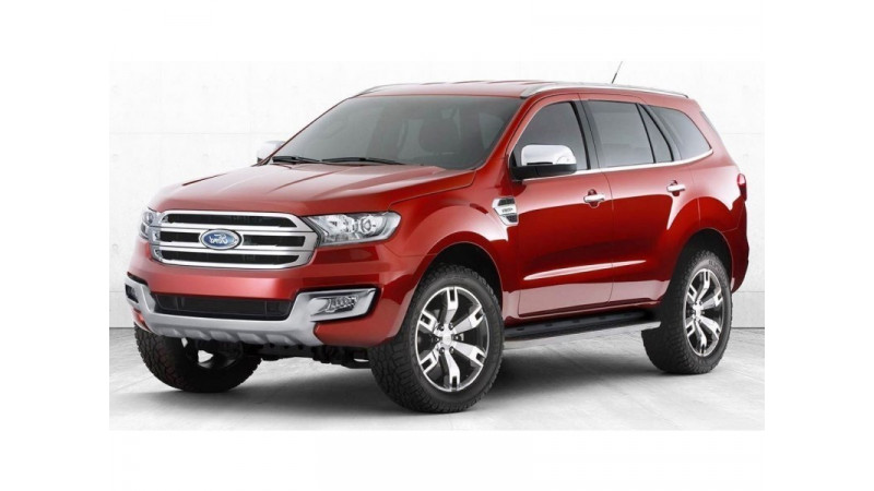 New Ford Endeavour to be launched on 19th January