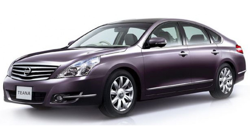 Nissan Teana discontinued from India
