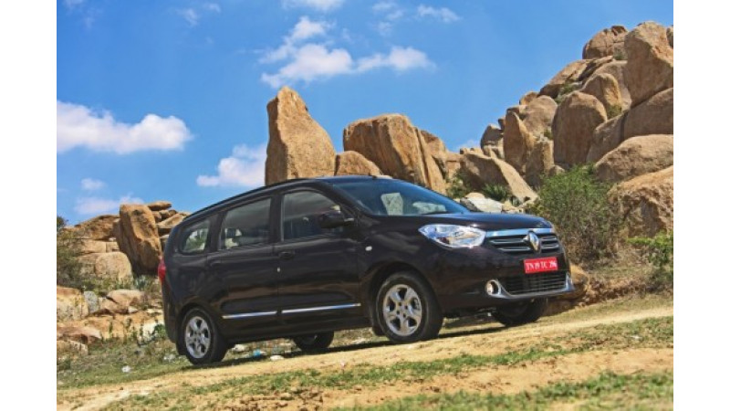 Renault Lodgy to be offered with AMT soon