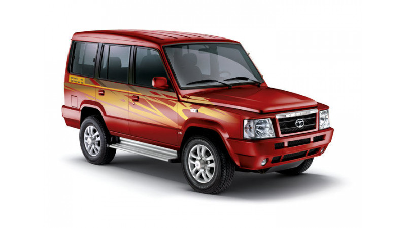 All new Tata Sumo - A light-weighted hunk