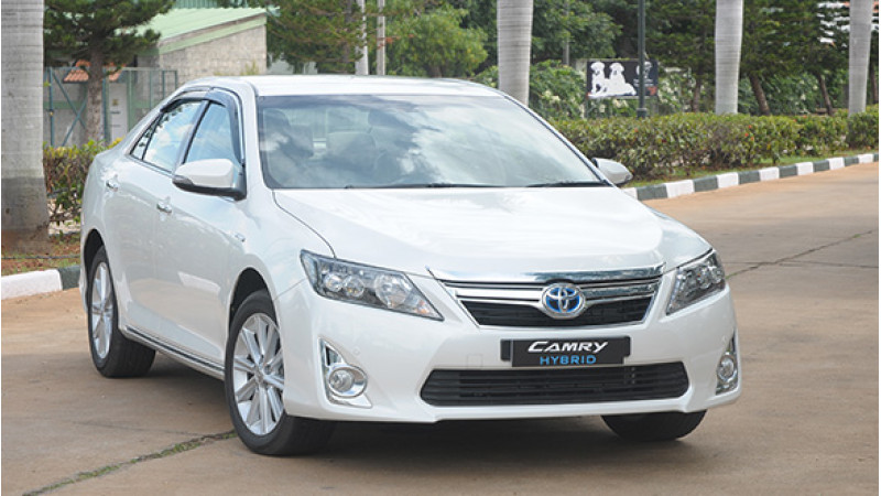 India Africa Forum Summit To Get 55 Toyota Camry Hybrid Cars