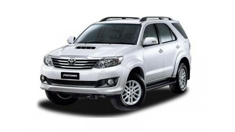 Updated Toyota Innova launched; Fortuner gets 4x4 variant