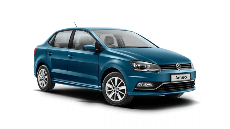 Are Volkswagen Polo sales being affected by Ameo?