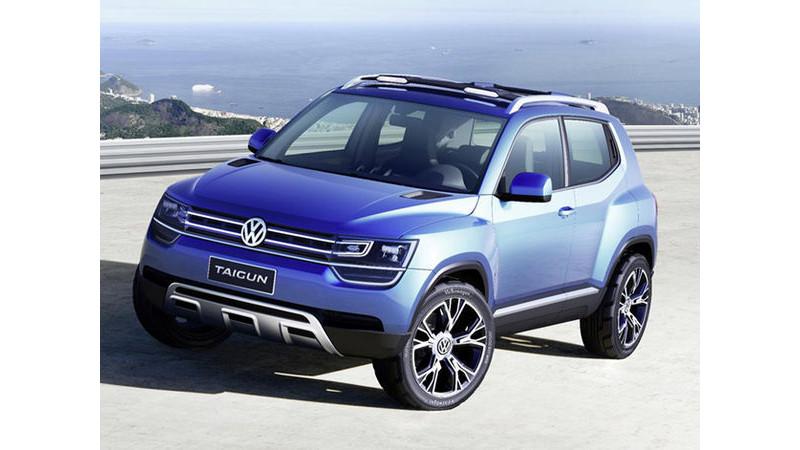 Volkswagen Taigun shelved due to small design