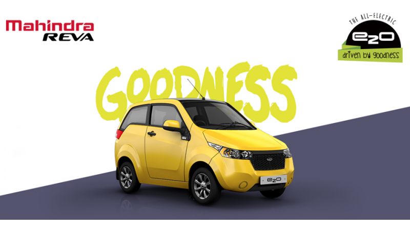Mahindra Reva e20 lucky draw winners announced