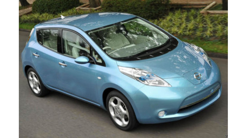 Nissan Mulls To Launch Electric Car Leaf In India Cartrade