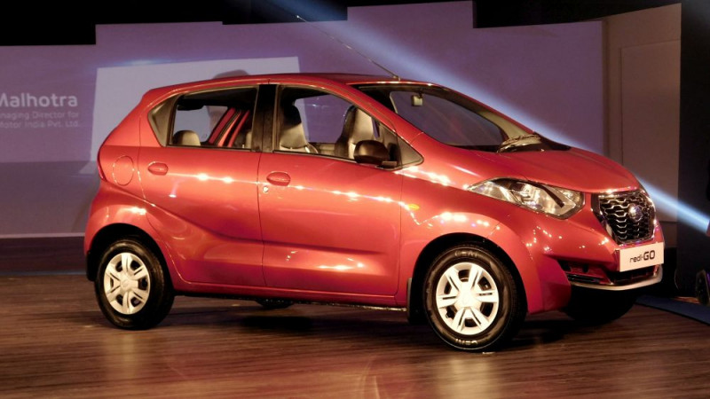 Datsun to start bookings for redi-GO from May 1