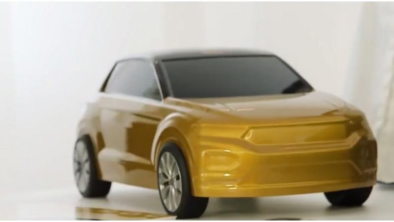 Volkswagen T-Roc SUV to debut on 23 August