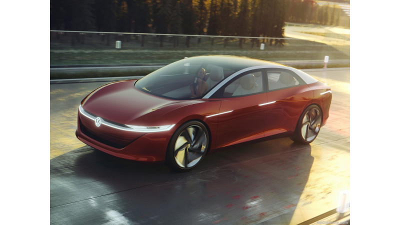 Geneva 2018: Volkswagen I.D Vizzion concept revealed