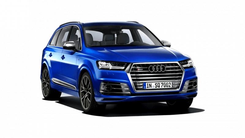 Upcoming Audi SQ Price Launch Date Specs CarTrade - Audi sq7 price