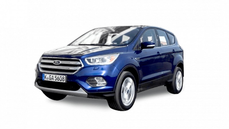 Ford Kuga Photos