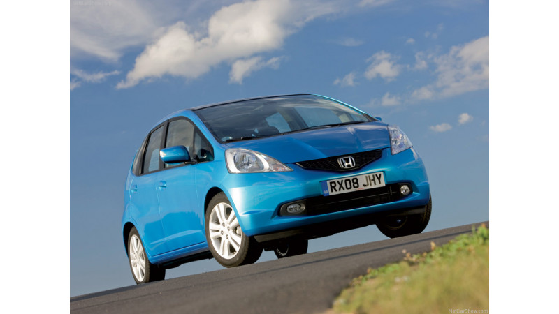 Honda Jazz on Sale from Today