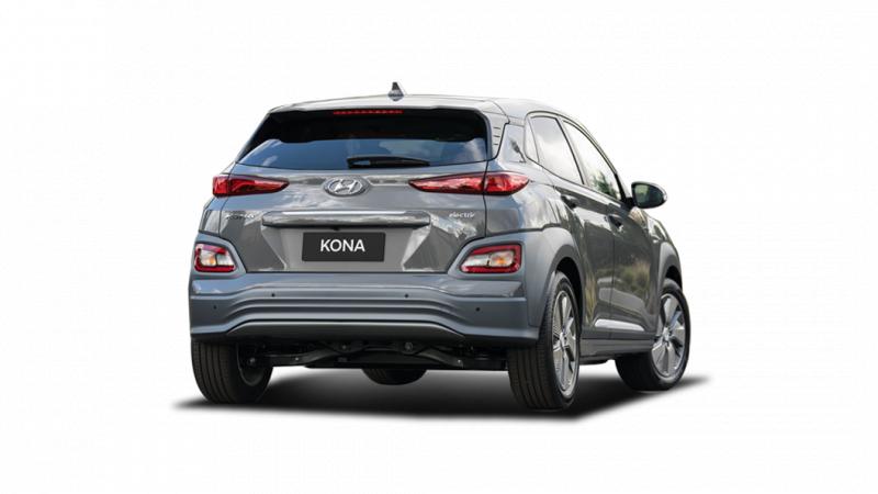 Hyundai Kona EV Photos