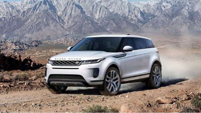 Land Rover Range Rover Evoque New