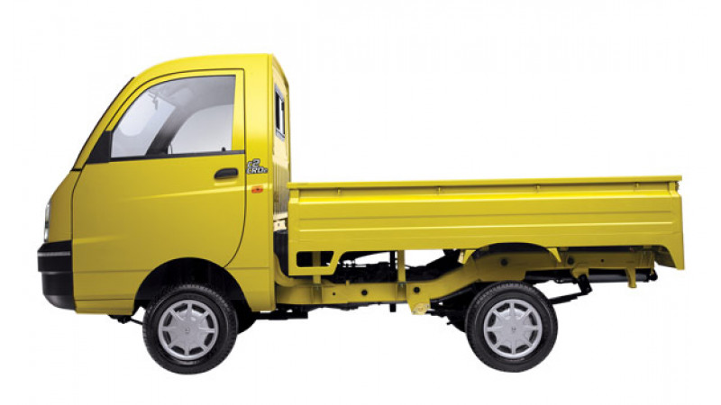 Mahindra Maxximo Next Generation Mini Truck With Worlds First 2