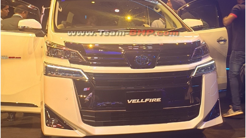 Toyota Vellfire New