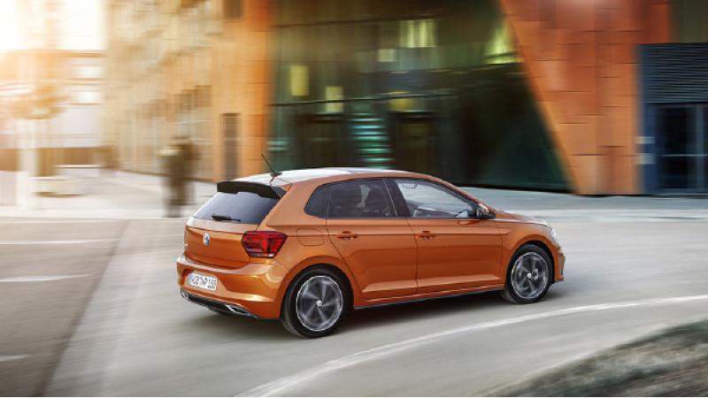Volkswagen New Polo Photos