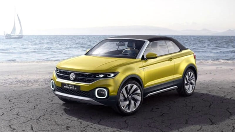 upcoming volkswagen t cross price launch date specs cartrade. Black Bedroom Furniture Sets. Home Design Ideas