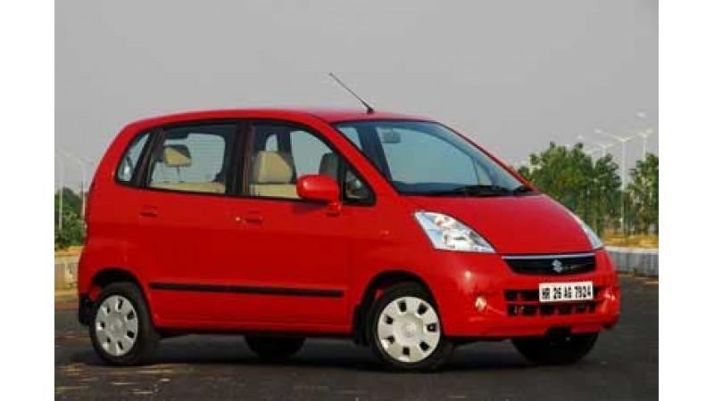 New Maruti Suzuki Zen Estilo in India