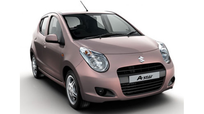 Europe Gets Maruti A-Star from India