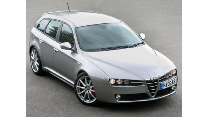 New Alfa Romeo 159 models launched in Geneva
