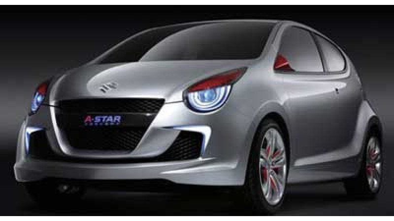 Maruti A-Star to Launch with K-Series Engine | CarTrade