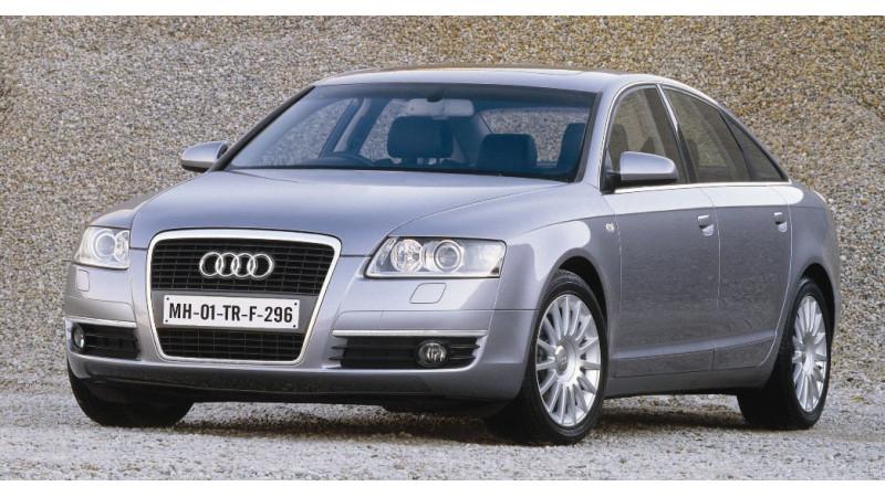 Audi India Record sales in 2008