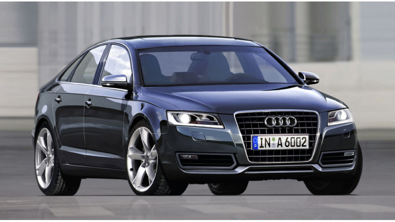Audi Launches New A6 Sedan In India