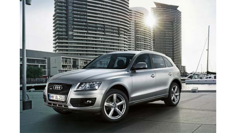 Audi Q5 in India This Summer